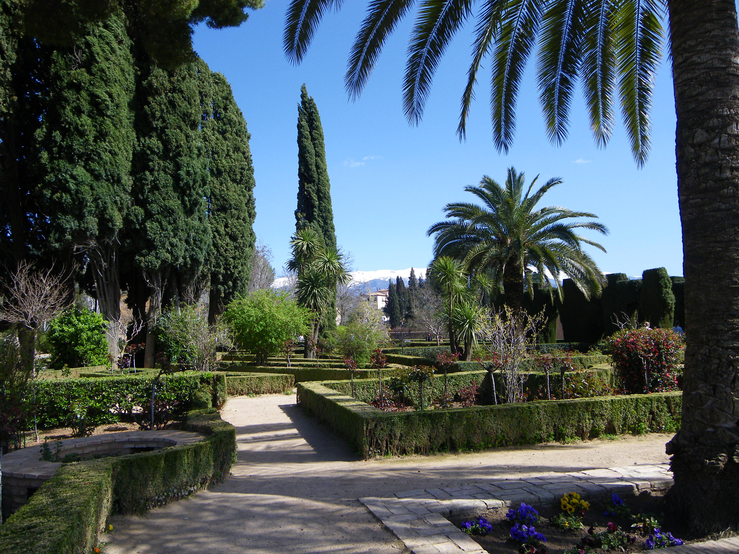 Jardines de la alhambra granada espa a seremache 39 s blog for Jardines alhambra